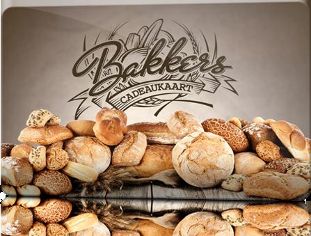 Welkom Bij Bakkerscadeaukaart